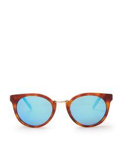 SPEKTRE | Havana Mirrored Sunglasses