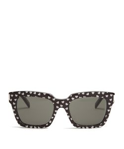 Saint Laurent | Square Acetate Sunglasses
