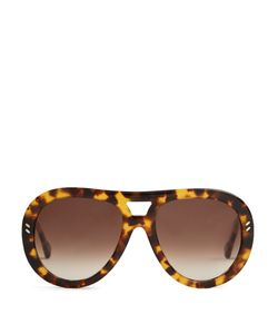 Stella Mccartney | Aviator-Frame Acetate Sunglasses