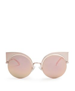 Fendi | Eyeshine Cat-Eye Sunglasses