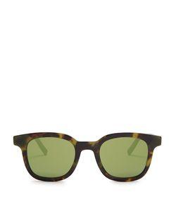 DIOR HOMME SUNGLASSES | Tie 219s D-Frame Sunglasses