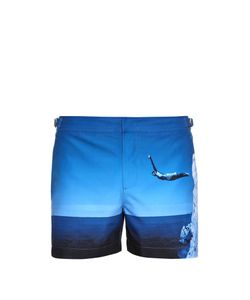 Orlebar Brown | Setter Photographic-Print Swim Shorts