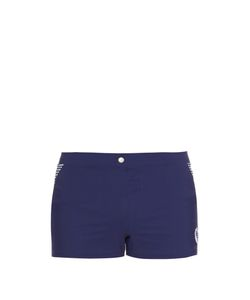 Robinson Les Bains | Bidart Stripe-Panel Swim Shorts