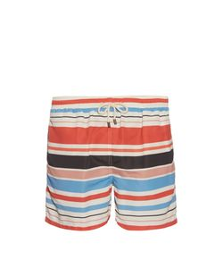Solid & Striped | The Classic Striped Swim Shorts