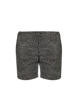 DANWARD | Rectangular-Print Swim Shorts