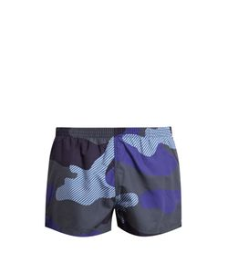 TIMO | Long Prep Swim Shorts