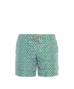 THORSUN | Luna-Print Swim Shorts