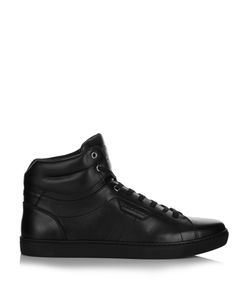 Dolce & Gabbana | London High-Top Leather Trainers