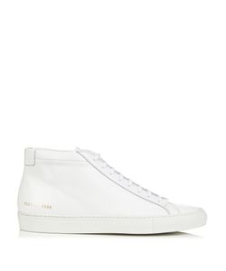 Common Projects | Original Achilles High-Top Leather Trainers
