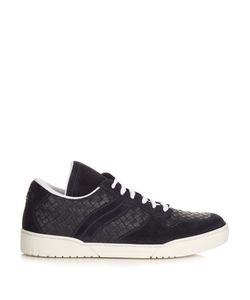 Bottega Veneta | Intrecciato Low-Top Leather Trainers