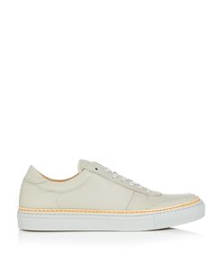 NO. 288 | Grand Low-Top Leather Trainers