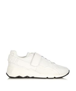 Pierre Hardy | Comet Low-Top Leather Trainers