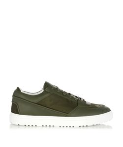 ETQ AMSTERDAM | Low 3 Leather Trainers