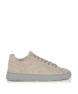 ETQ AMSTERDAM | Low 4 Nubuck Trainers