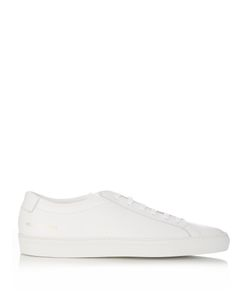 Common Projects | Original Achilles Low-Top Leather Trainers