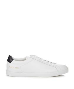Common Projects | Retro Achilles Low-Top Leather Trainers