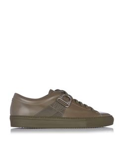 OAMC | Airborne Low-Top Leather Trainers