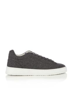 ETQ AMSTERDAM | Low 4 Wool Felt Trainers