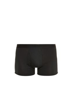 Sunspel | Cotton-Jersey Boxer Trunks