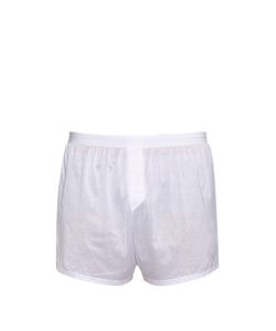 Derek Rose | Lewis Cotton Boxer Shorts