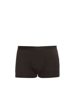 Derek Rose | Closed Hipster Pima-Cotton Boxer Trunks