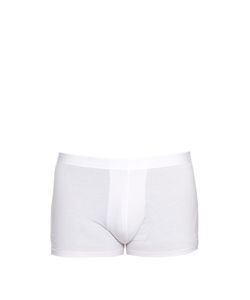 Derek Rose | Closed Hipster Cotton Boxer Trunks