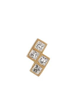 Ileana Makri | Diamond Yellowearring