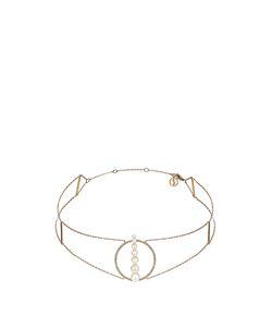 ANISSA KERMICHE | Diamond Pearl Yellowchoker