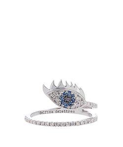 Delfina Delettrez | Diamond Sapphire Whitering