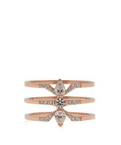 RAPHAELE CANOT | Deco Rocks Diamond Rosering