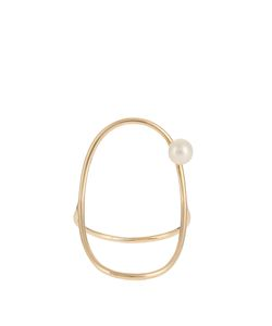 ANISSA KERMICHE | Pearl Yellowring