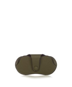 Valextra | Grained-Leather Glasses Case