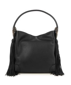 Christian Louboutin | Eloise Hobo Leather Shoulder Bag