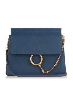 Chloe | Faye Medium Leather Shoulder Bag