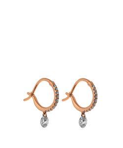 RAPHAELE CANOT | Set Free Diamond Pinkearrings
