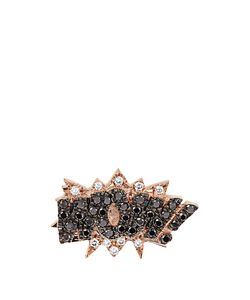 Diane Kordas   Diamond Rosewow Earring
