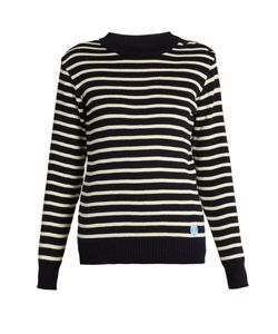 ORCIVAL | Striped Wool Sweater