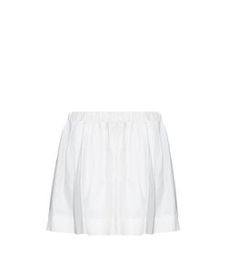 Marc Jacobs | Wide-Leg Cotton Shorts