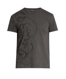 Alexander McQueen | Skull-Print Jersey T-Shirt