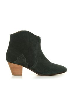 Isabel Marant | Étoile Dicker Suede Ankle Boots