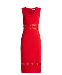 Altuzarra | Burke Stud-Embellished Crepe Dress