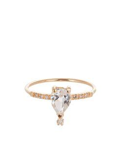 LOREN STEWART | Diamond Topaz Yellowring