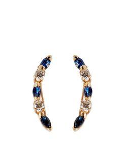 LOREN STEWART | Sapphire Earrings