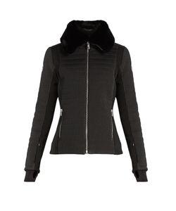 FUSALP | Montecarlo Fur-Trimmed Ski Jacket