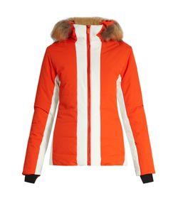 FUSALP | Moora Fur-Trimmed Ski Jacket