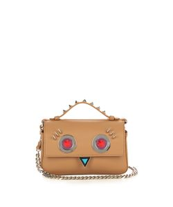 Fendi | Double Micro Baguette Round Eyes Cross-Body Bag