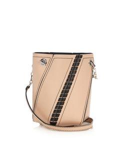 Proenza Schouler | Hex Mini Leather Cross-Body Bag