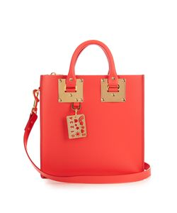 Sophie Hulme | Albion Square Leather Tote