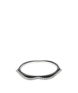 RAPHAELE CANOT   Omg Diamond Enamel Ring
