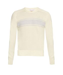 Michael Bastian | Striped Cashmere Sweater